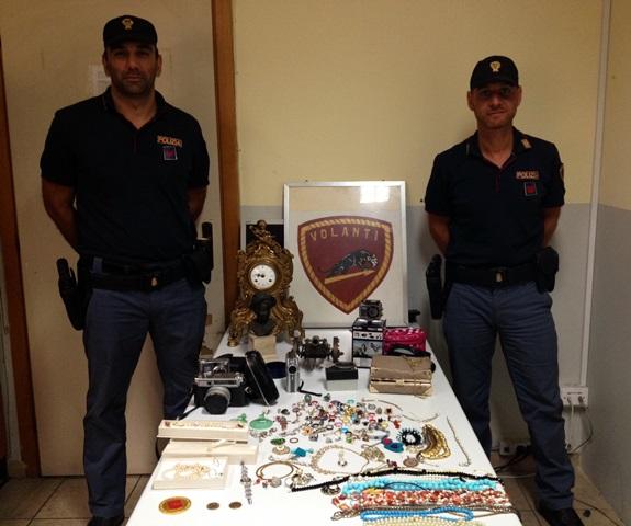 Siracusa, denunciato per furto e ricettazione