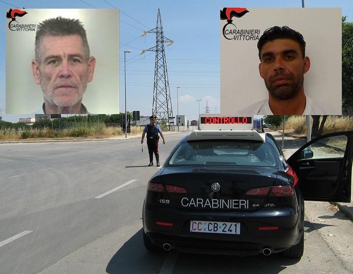 Droga, soldi cash e frutta rubata: arresti e perquisizioni a Vittoria