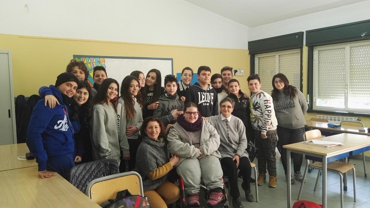 "Siracusa, i carabinieri al ""Raiti ""per una lezione di legalità"