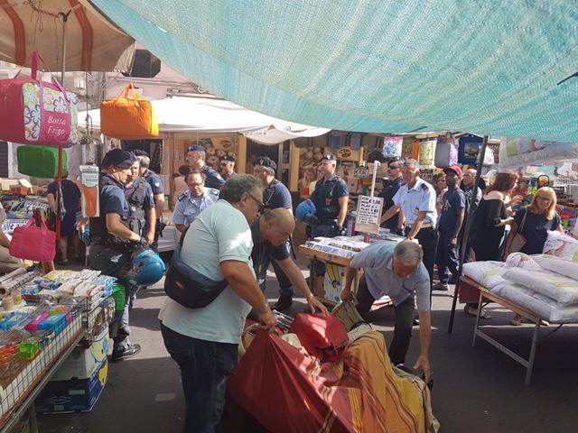 "Da Rolex a Luois Vitton ""taroccati"": raffica di sequestri a Catania"