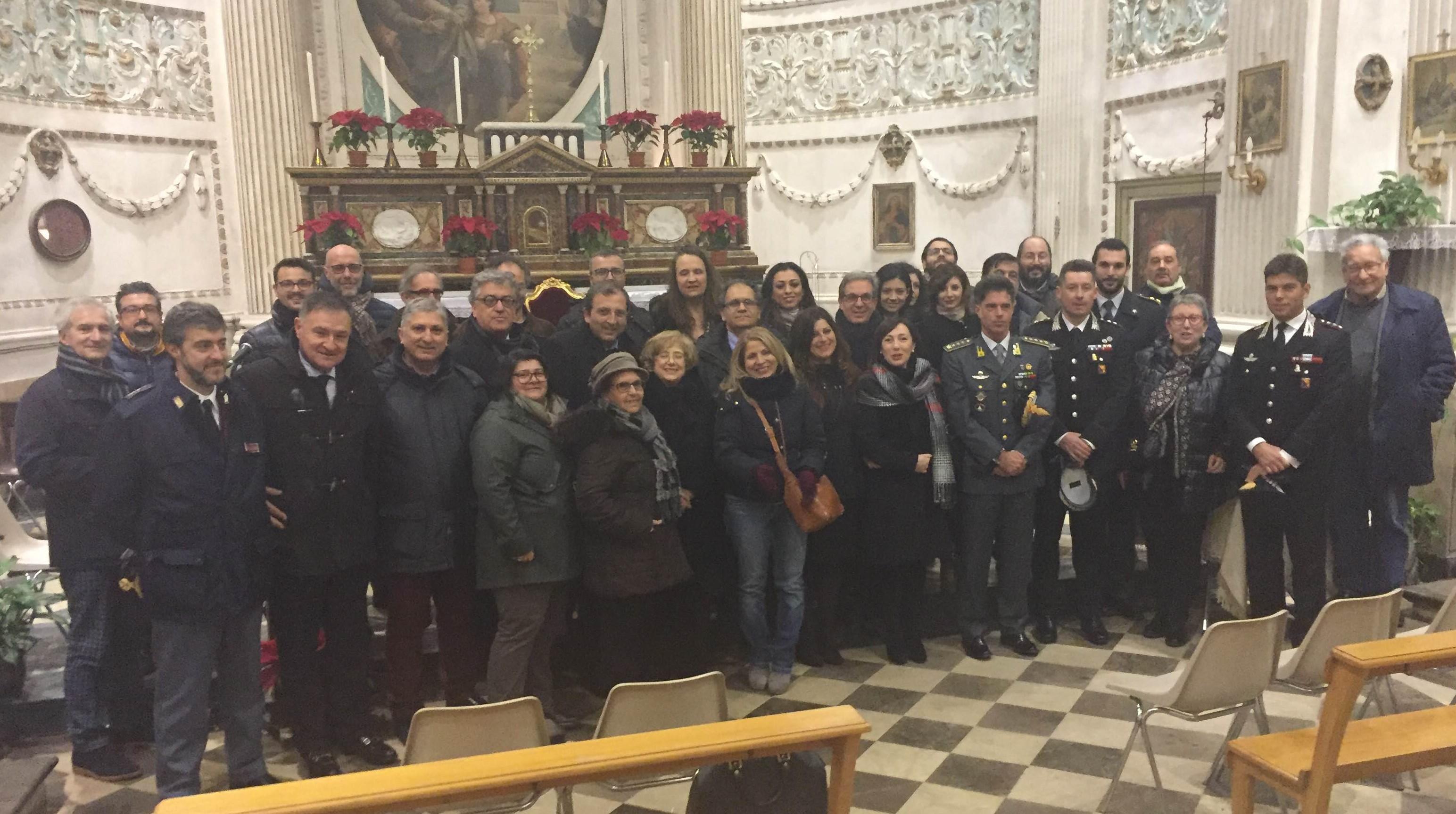 Giornalisti, celebrata a Scicli la ricorrenza di  San Francesco di Sales