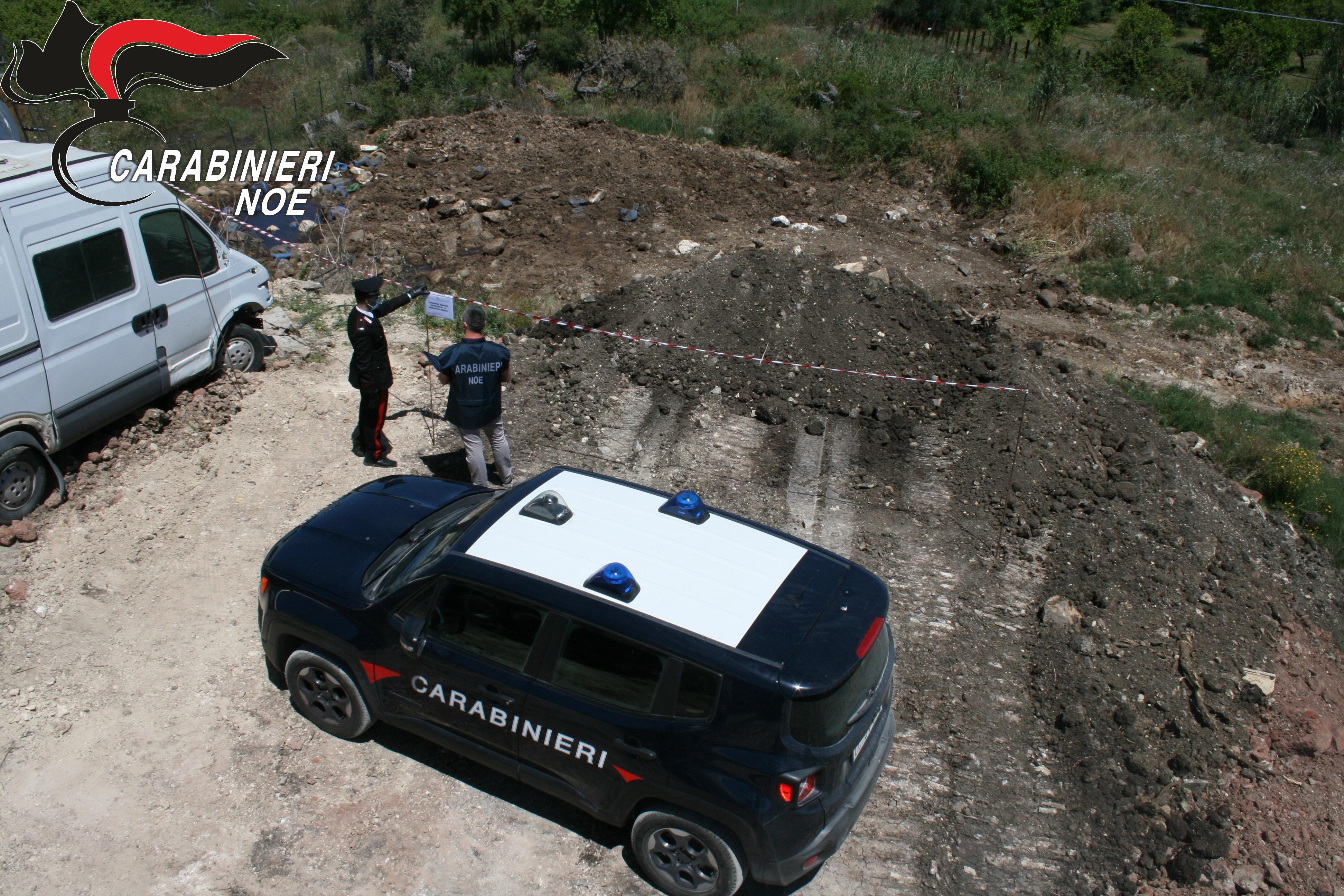 Sversava liquami delle autobotti, sequestrata discarica a Francofonte