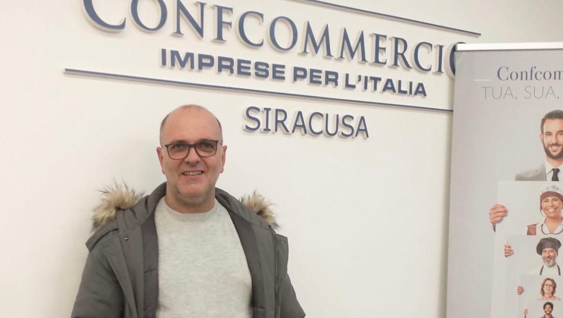 Confcommercio Siracusa,  Palazzolo presidente provinciale dei fioristi