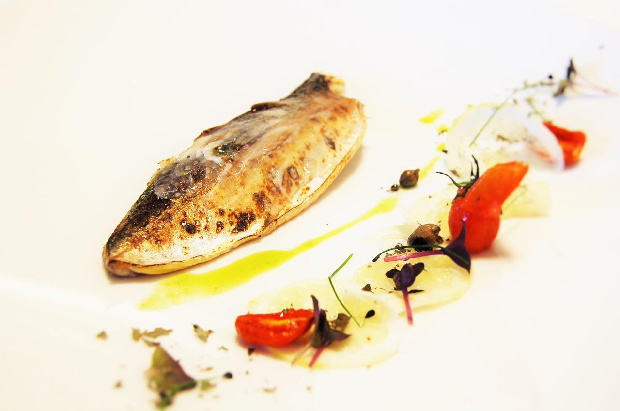 Menù degustazione di pesce azzurro venerdì a Sampieri