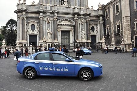 Catania, potenziato il controllo del territorio: più arresti e più denunce