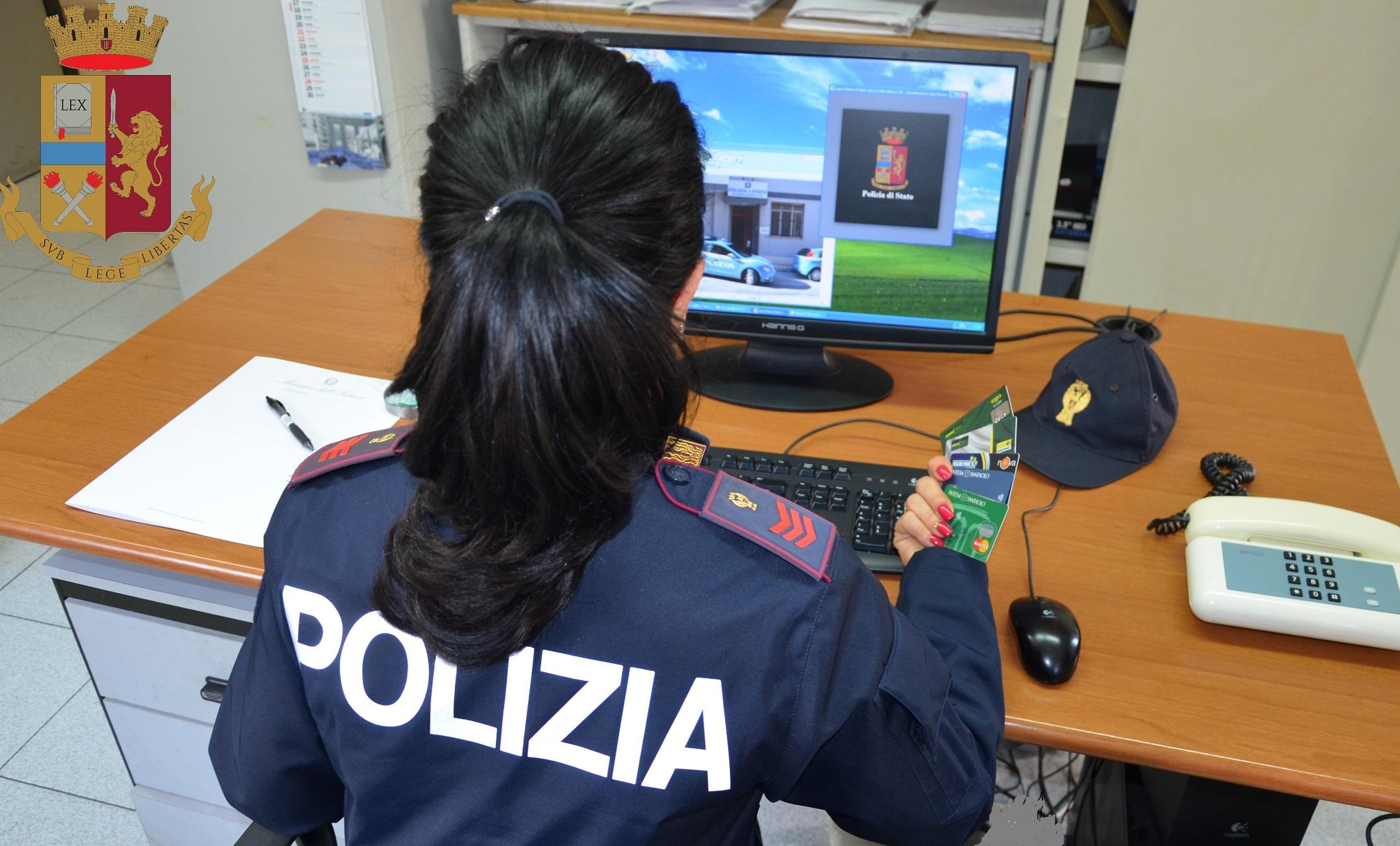 """Modica, la polizia scopre una truffa  sul web del """"soldato americano"""""""