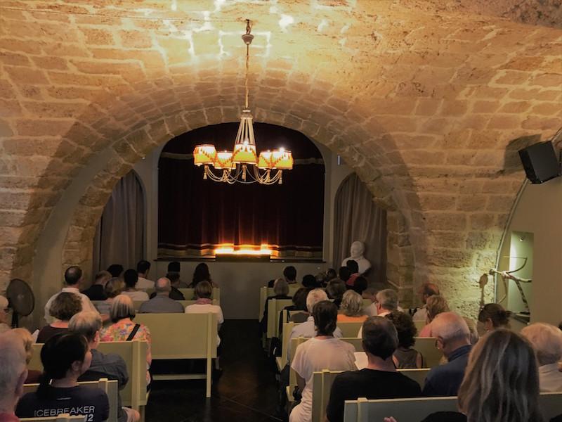 A Siracusa apre il nuovo piccolo teatro Alfeo