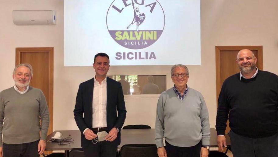 Lega, Vincenzo Vinciullo e Leandro Impelluso guideranno il partito in provincia di Siracusa