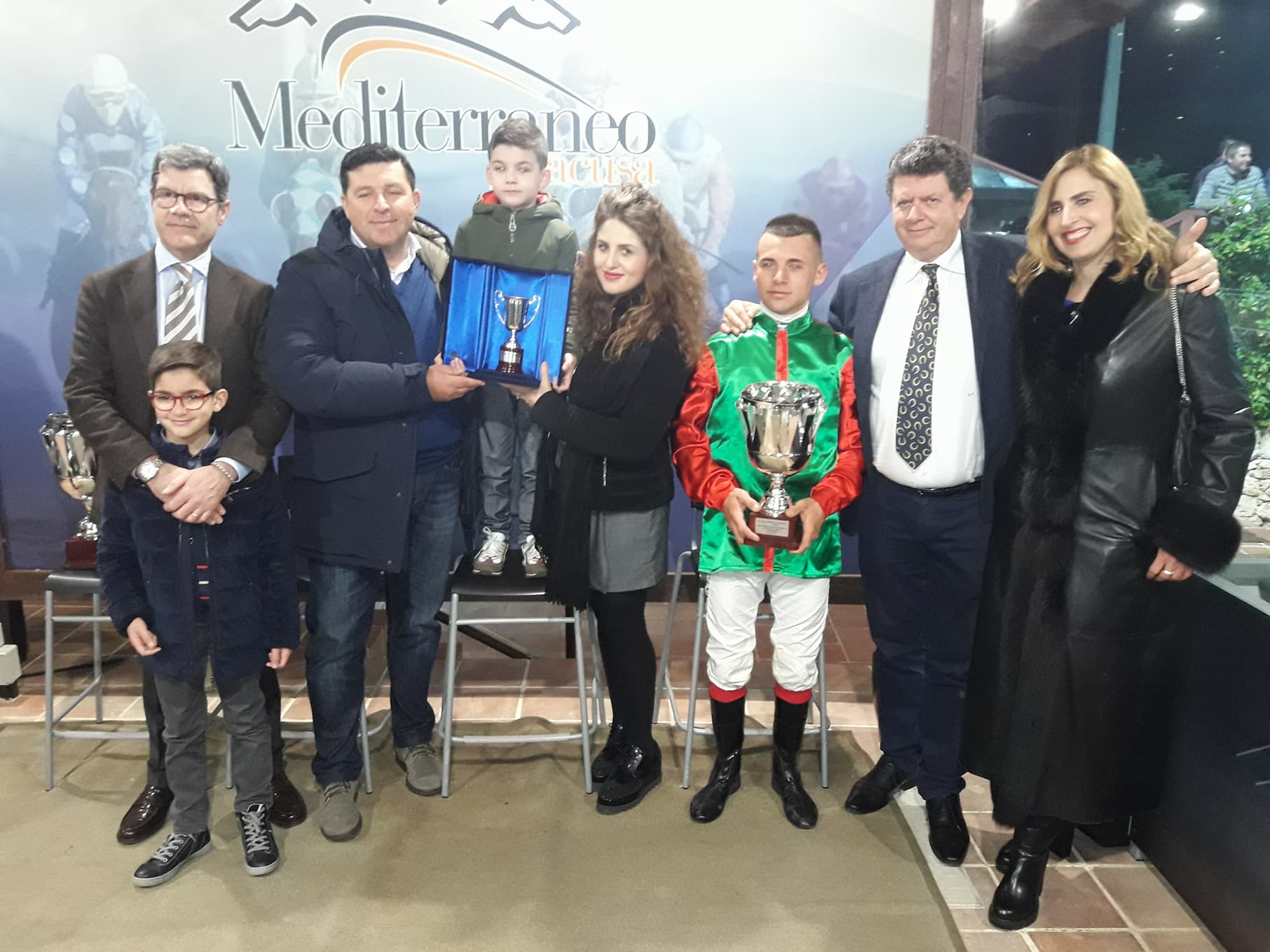 Ippica, a Siracusa, Lord Schekin vince il Memorial Mazzarella