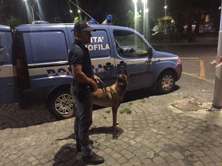 Armi trovate in una casa a Catania, scatta il sequestro della polizia