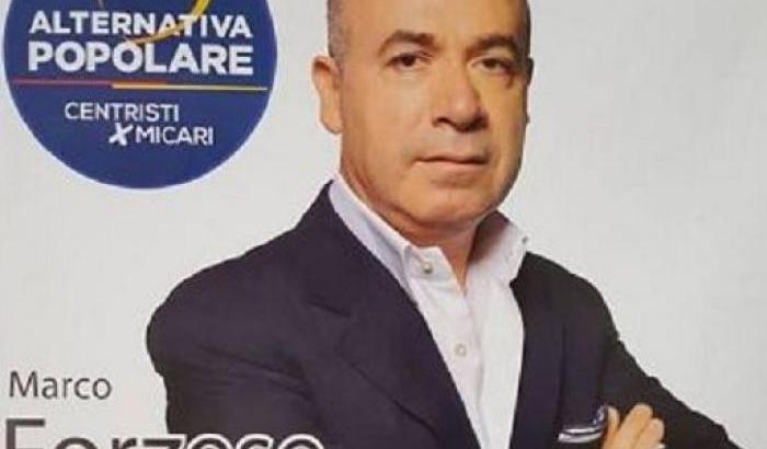 Corruzione a Catania, ex deputato Forzese non risponde al giudice
