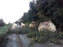 La frana a Cassaro, l'ex Provincia chiede un aiuto alla Regione
