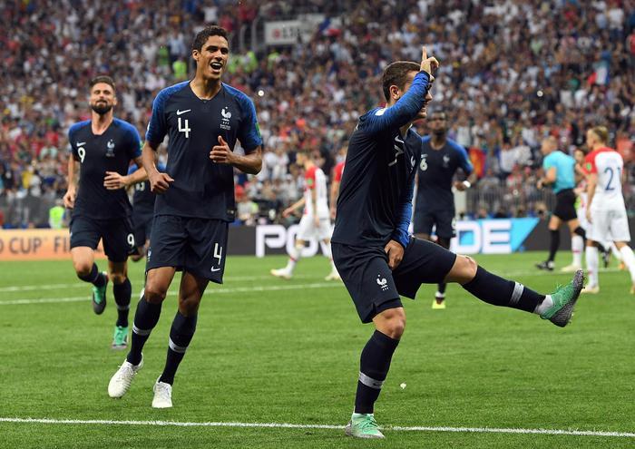 La Croazia si illude, il Mondiale di Russia è della Francia che vince la finale