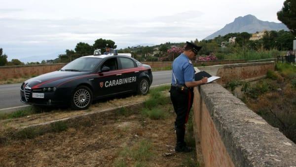 Trovato un cadavere tra Partinico e Montelepre: vittima identificata