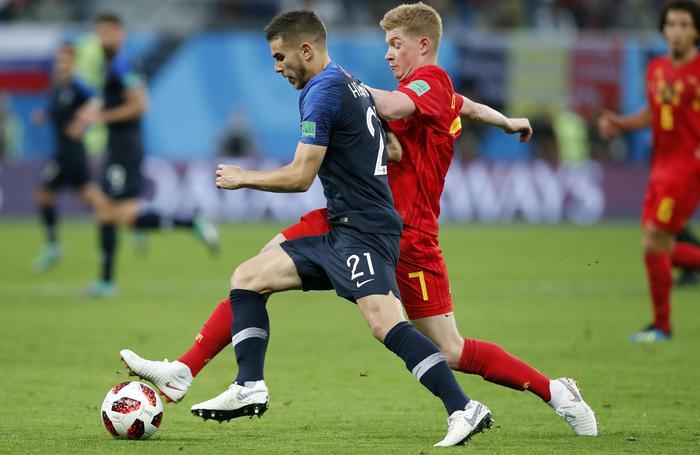 Mondiali di calcio, basta un gol alla Francia con il Belgio per andare in finale