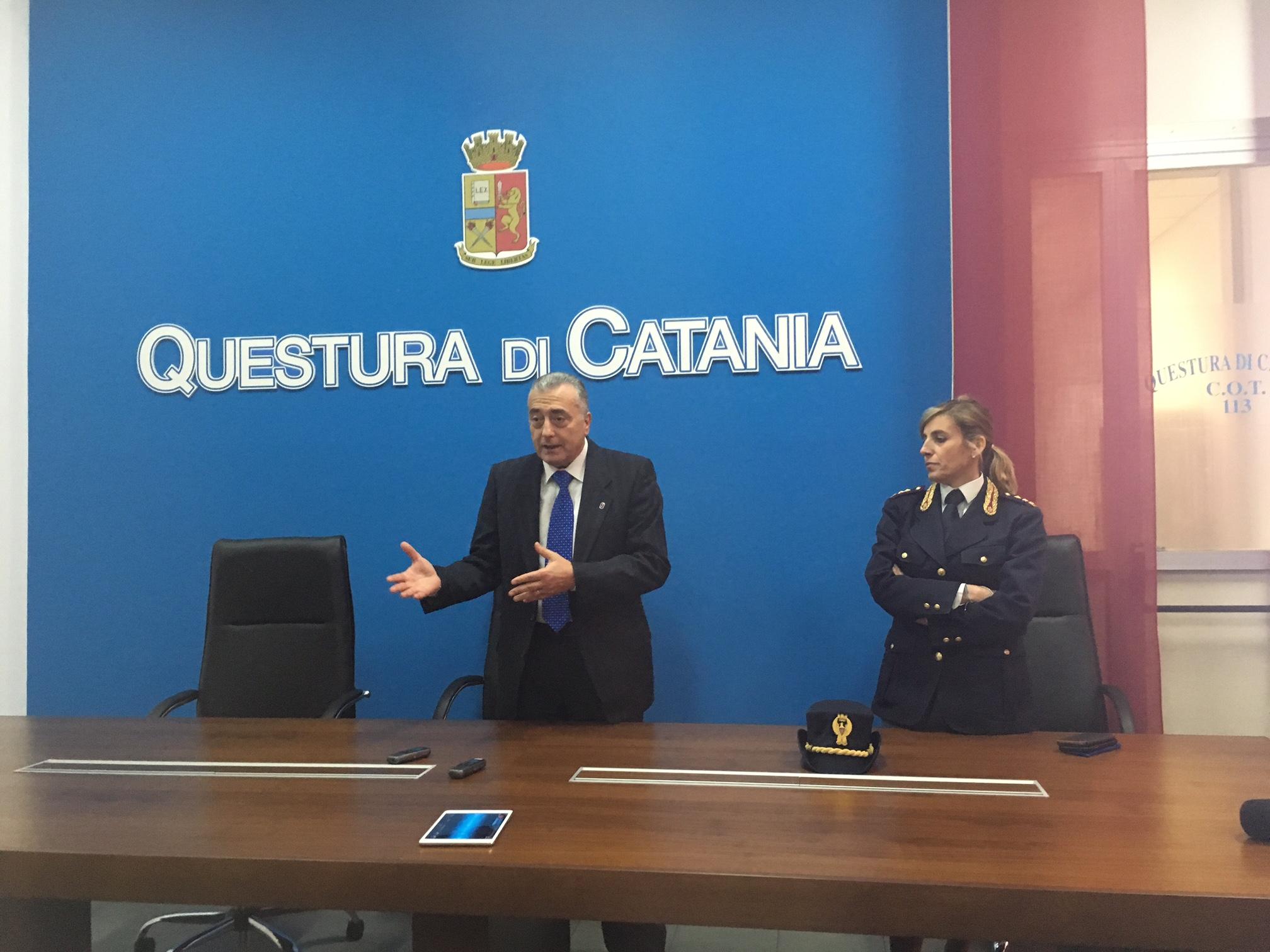 Catania, si insedia il nuovo Questore: rende omaggio a Filippo Raciti