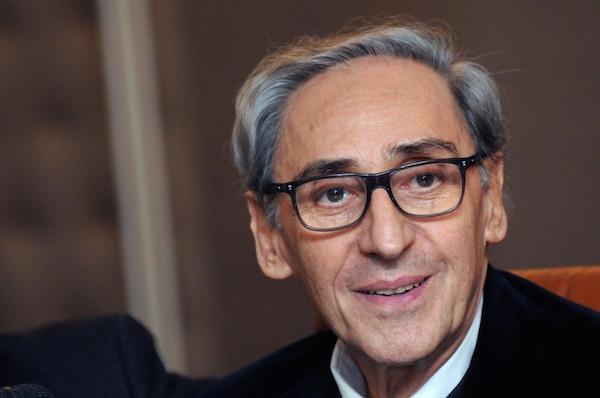 Catania, Franco Battiato in concerto al Teatro Greco Romano