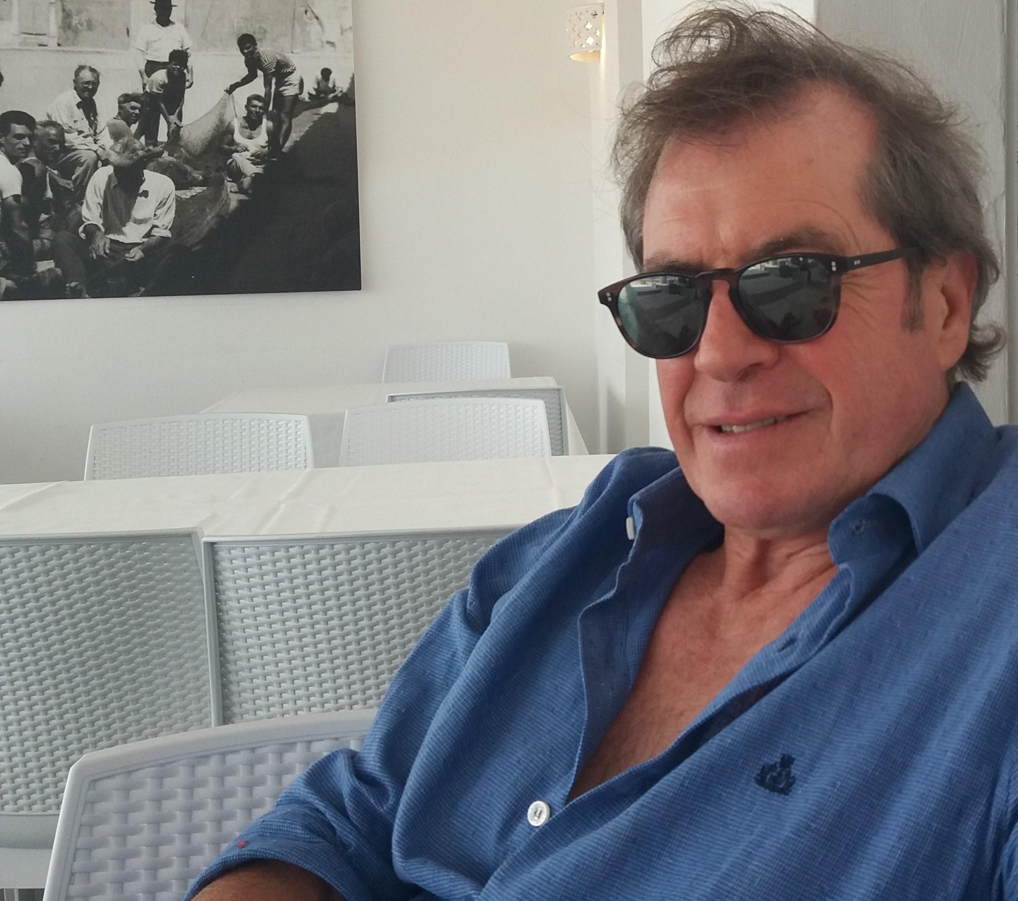Scicli, fino al 31 agosto al Caffè Letterario Brancati espone Franco Polizzi