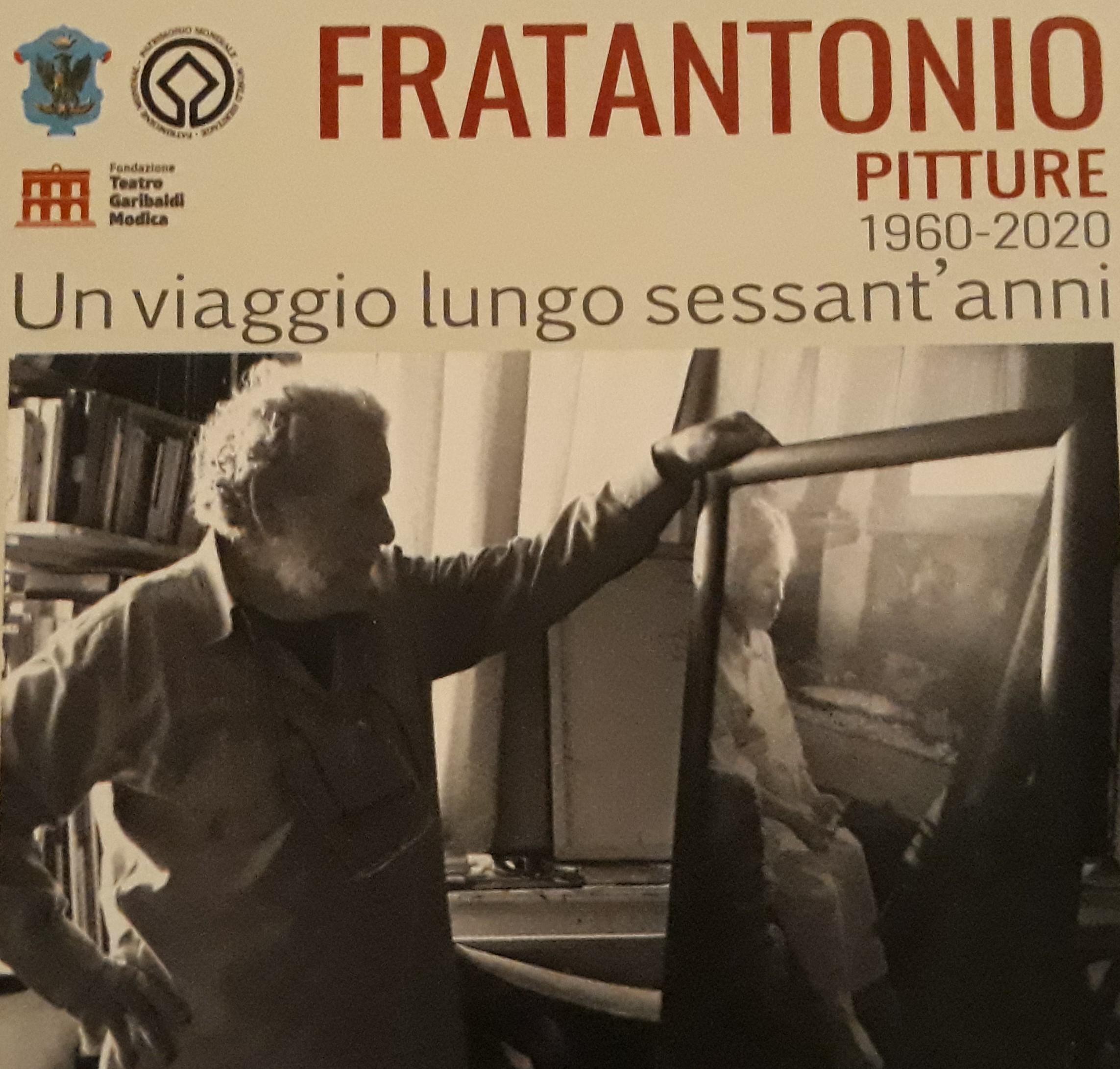 """Modica, """"Un viaggio lungo sessant'anni"""": mostra di Salvatore Fratantonio"""