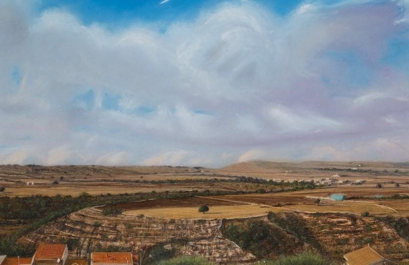 Ragusa, mostra personale dell'artista Franco Fratantonio