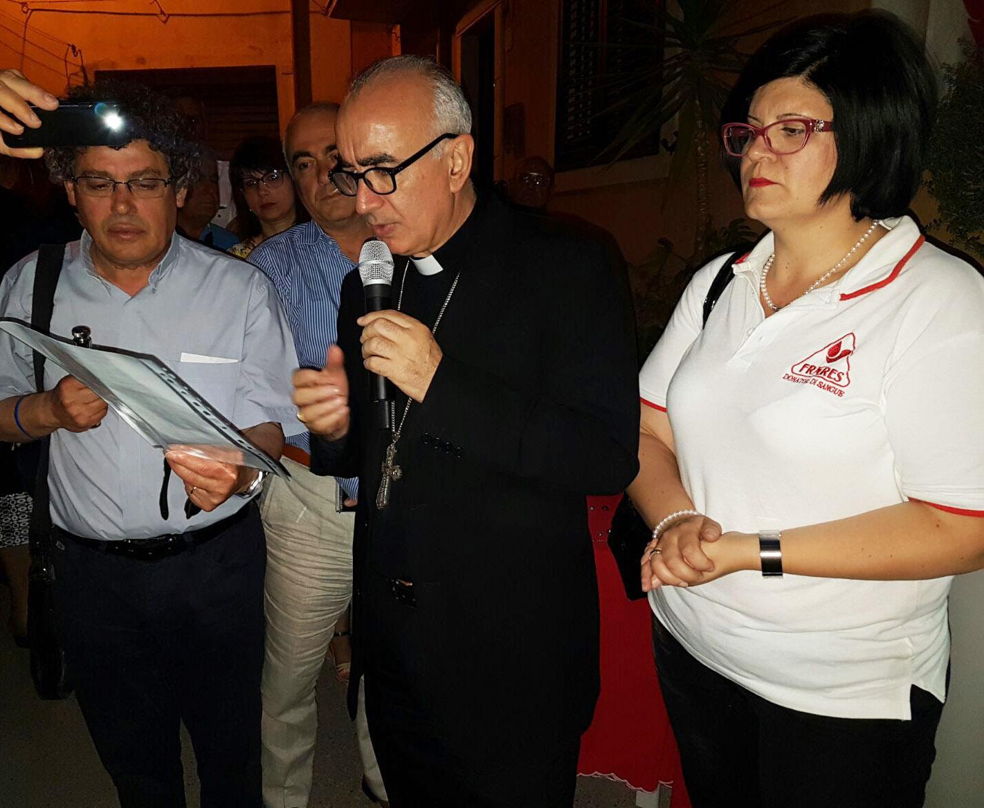 """Rosolini, inaugurata la nuova sede del Gruppo Fratres """"San Luigi """""""