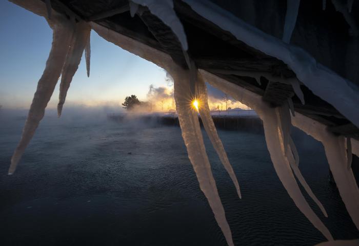 Freddo polare negli Usa, 11 morti