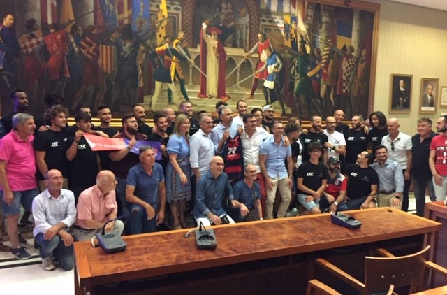 Modica, calcio: il nuovo Frigintini presentato nell'aula consiliare del Comune