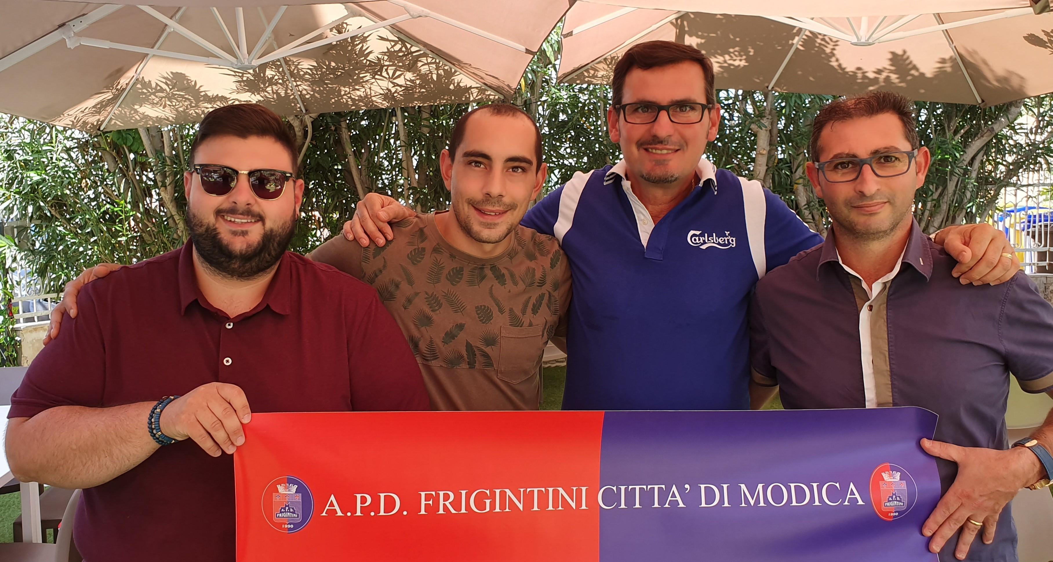 Calcio, Promozione: il Frigintini ingaggia l'esterno destro Federico Bufalino