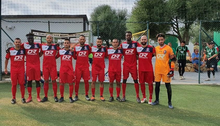 Calcio, Promozione: il Frigintini si arrende su rigore sul campo del Megara Augusta