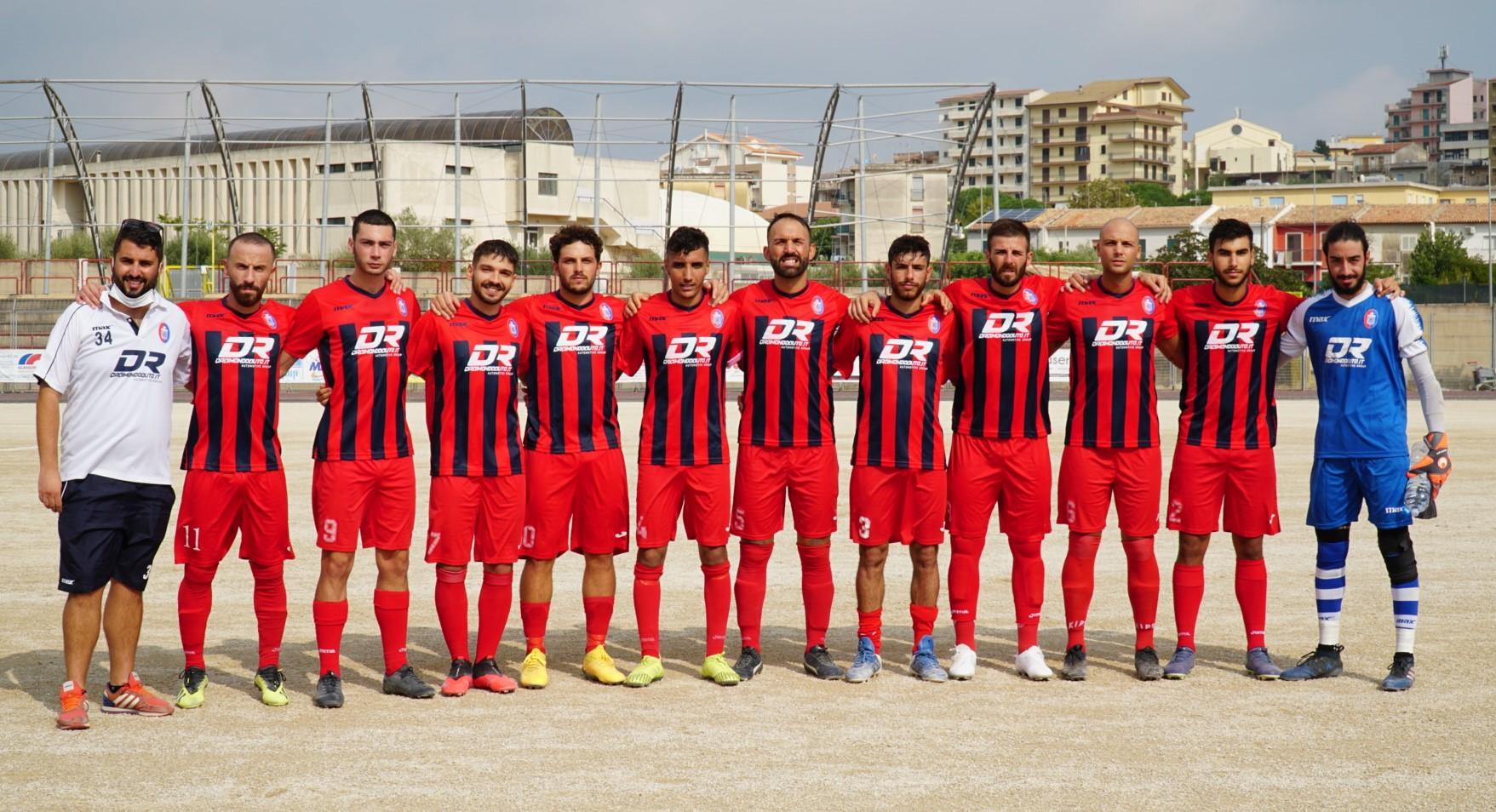 Calcio, Promozione:il Frigintini si arrende in casa al Priolo che vince con un gol di Zabatino ( 0 a 1 )