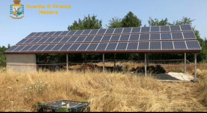 Fonti rinnovabili, frode all'Unione Europea: 3 denunciati nel Messinese