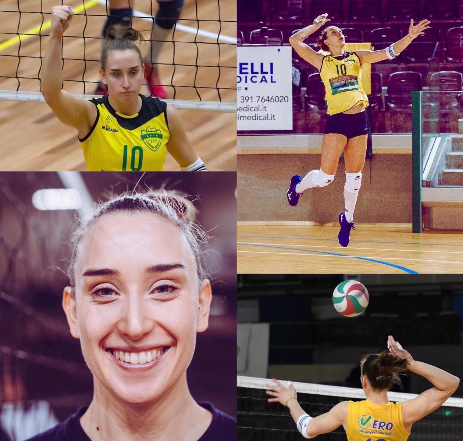 Pallavolo, B1 femminile: Fulvia Gridelli è la nuova centrale della Pvt Modica