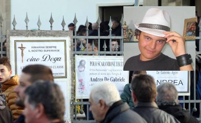 Lecce, morte del 17enne De Gabriele: indagati preside e professore