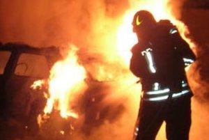 Vittoria, incendiata l'auto del sindacalista Ugl Giuseppe Piazza