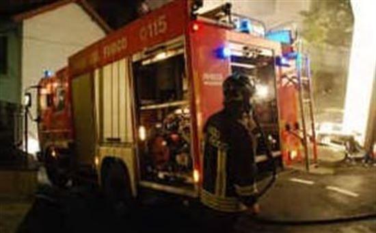 Attentato con il fuoco all'ufficio Protocollo del Comune di Comiso