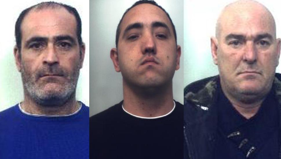 Vessavano imprenditore di Biancavilla, tre di Paternò finiscono in cella