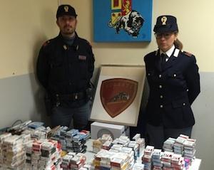 Furto con spaccata a Priolo, la polizia insegue i ladri che riescono a fuggire