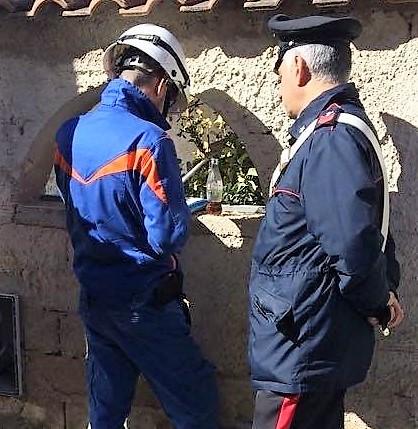 Rubava energia elettrica, arrestato a Trecastagni