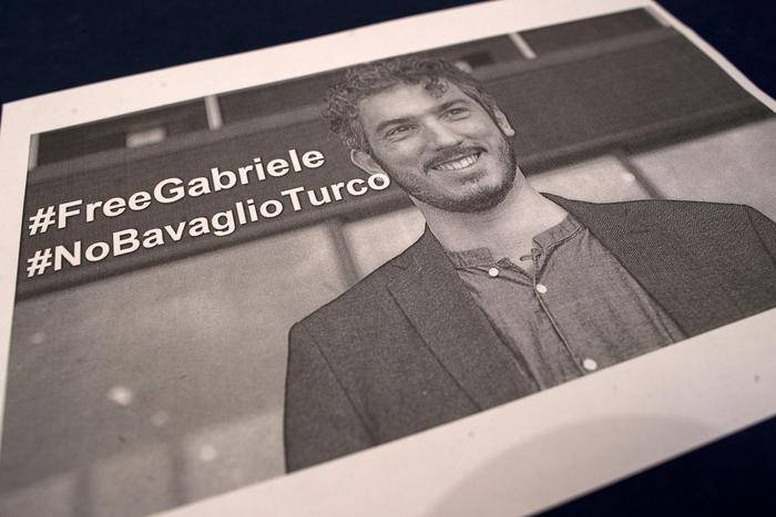 Gabriele Del Grande è in Italia:
