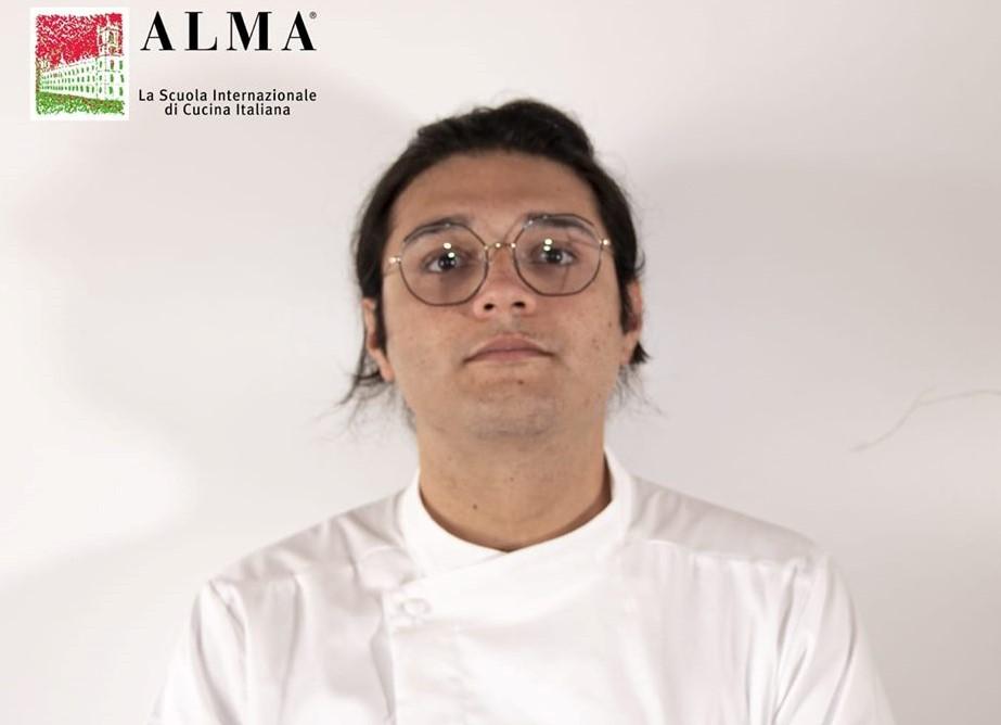Il ragusano Gabriele Pluchino entra all'Alma, scuola di cucina internazionale