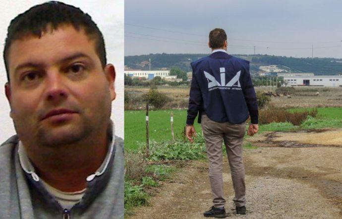 Confiscati beni per mezzo milione a presunto boss di Bronte