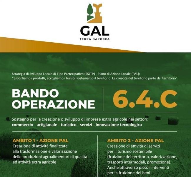 Gal Terra Barocca, a Santa Croce e Ispica presentazione dei bandi