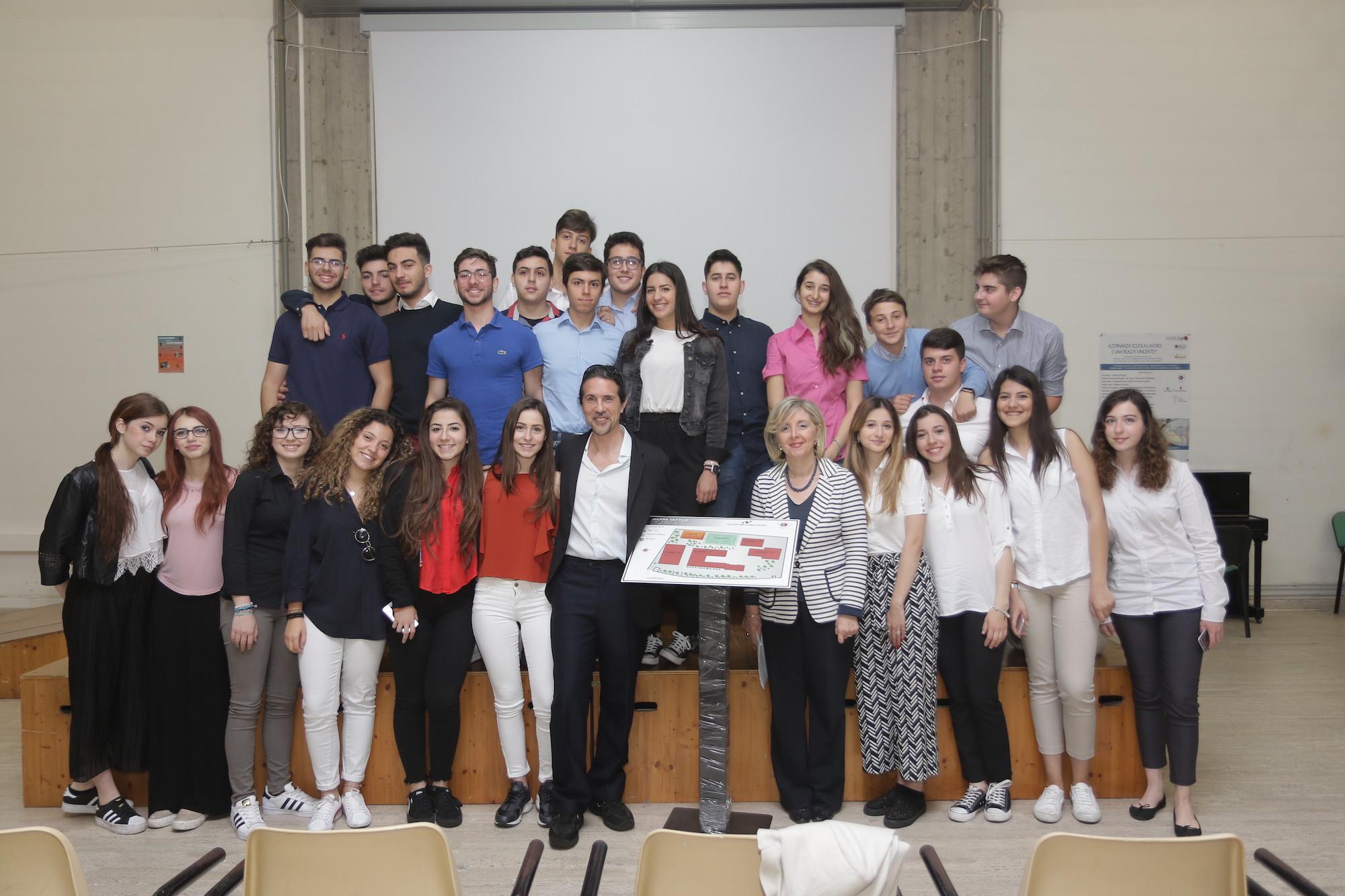 """""""Braillando insieme"""", premiato al Miur il liceo """"Galilei"""" di Catania"""