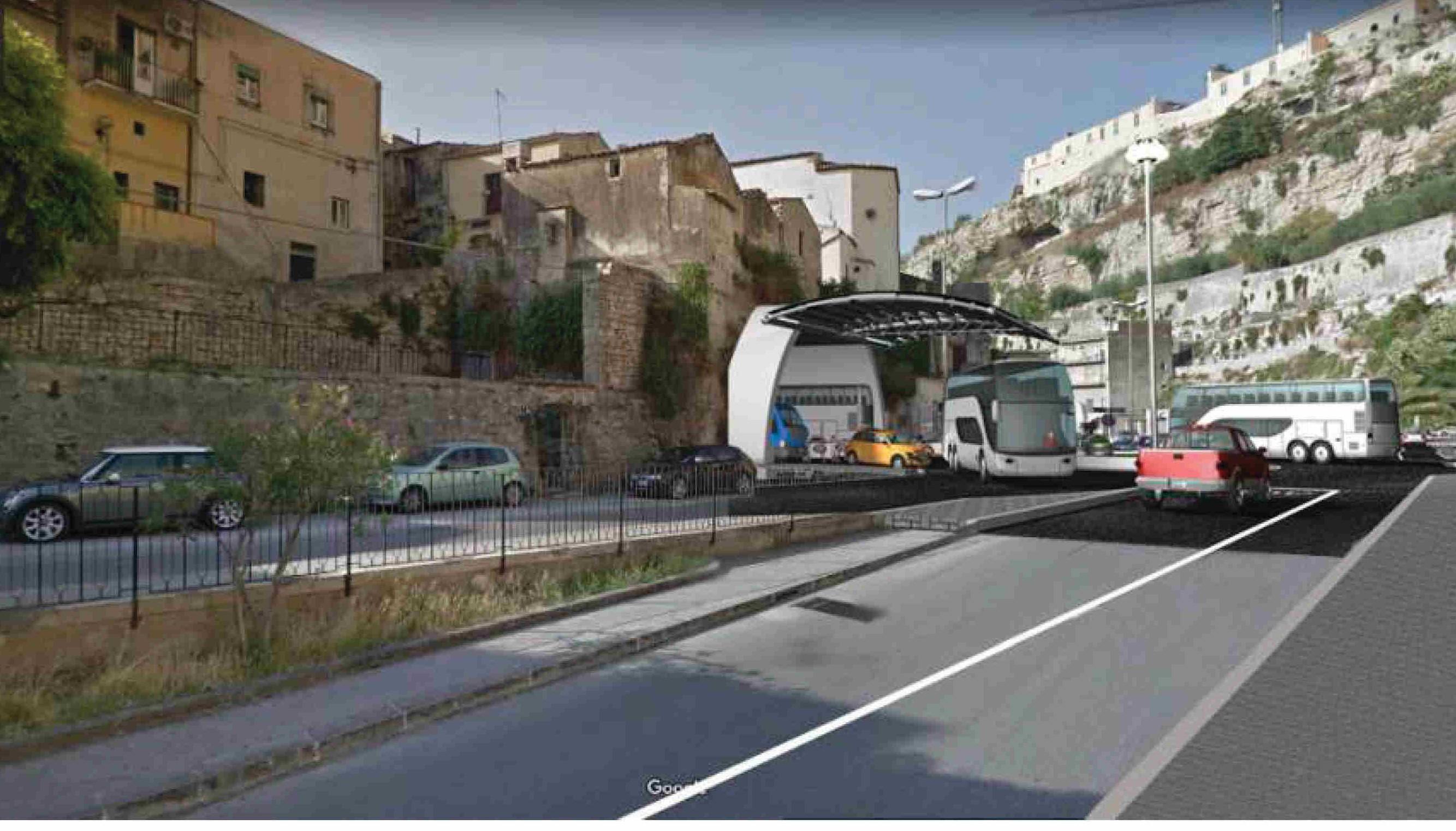 Modica, ipotesi progettuale: 2 gallerie per salvare il centro storico