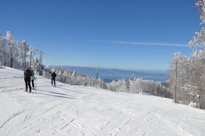 Parte la stagione sciistica in Calabria, piste aperte a Gambarie
