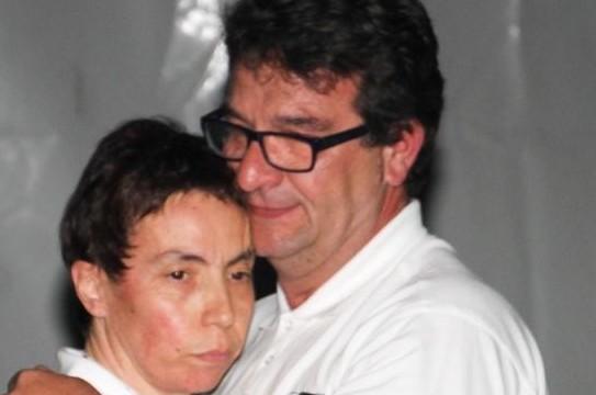 Il Papa incontra i genitori di Yara Gambirasio