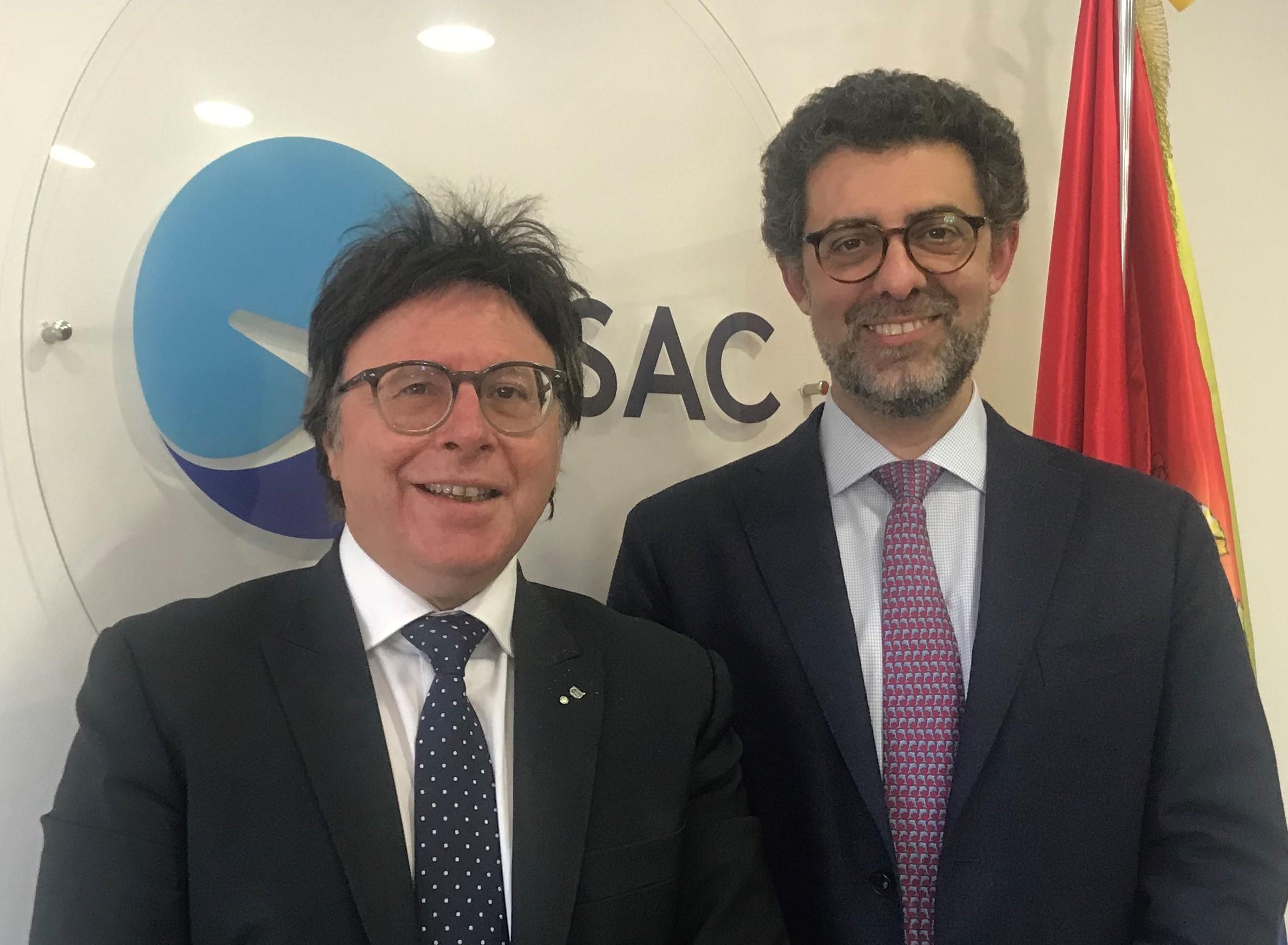 Aeroporto di Catania, Sandro Gambuzza eletto nuovo presidente della Sac