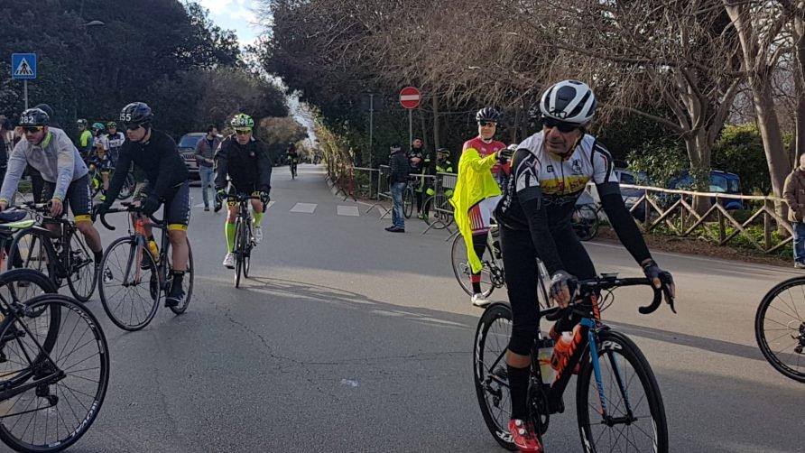 Ciclismo, cento iscritti alla prima cronoscalata di Monte Pellegrino
