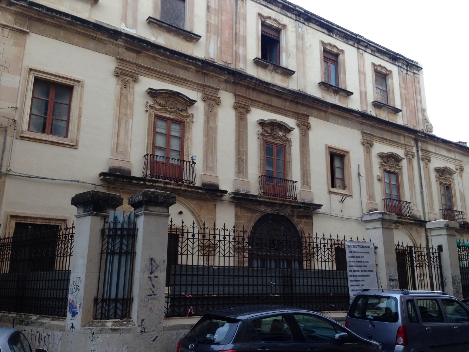 Il Comune di Siracusa consegna una parte dello storico liceo 'Gargallo'