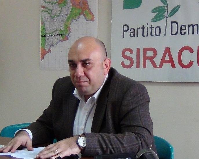 Il sindaco di Siracusa Garozzo nell'assemblea nazionale del Pd